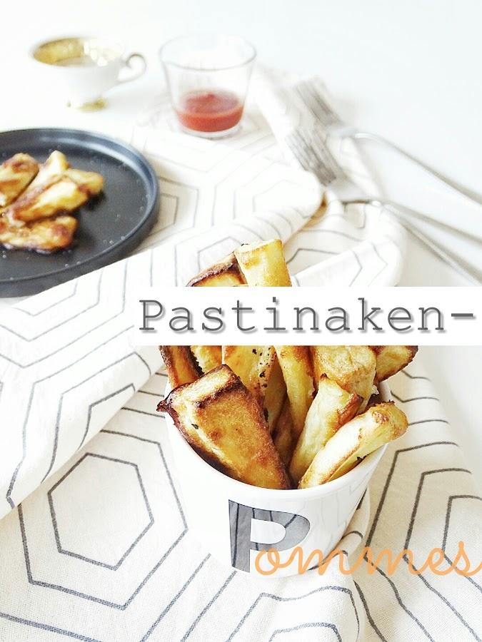 Pastinaken-Pommes aus dem Ofen - 10 DIY-Nachmach-Tipps, Ideen und Rezepte für den Januar - https://mammilade.blogspot.de