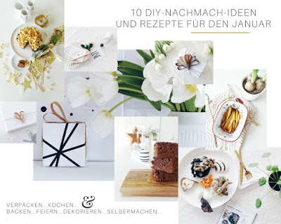 10 DIY-Nachmach-Tipps, Ideen und Rezepte für den Januar - https://mammilade.blogspot.de