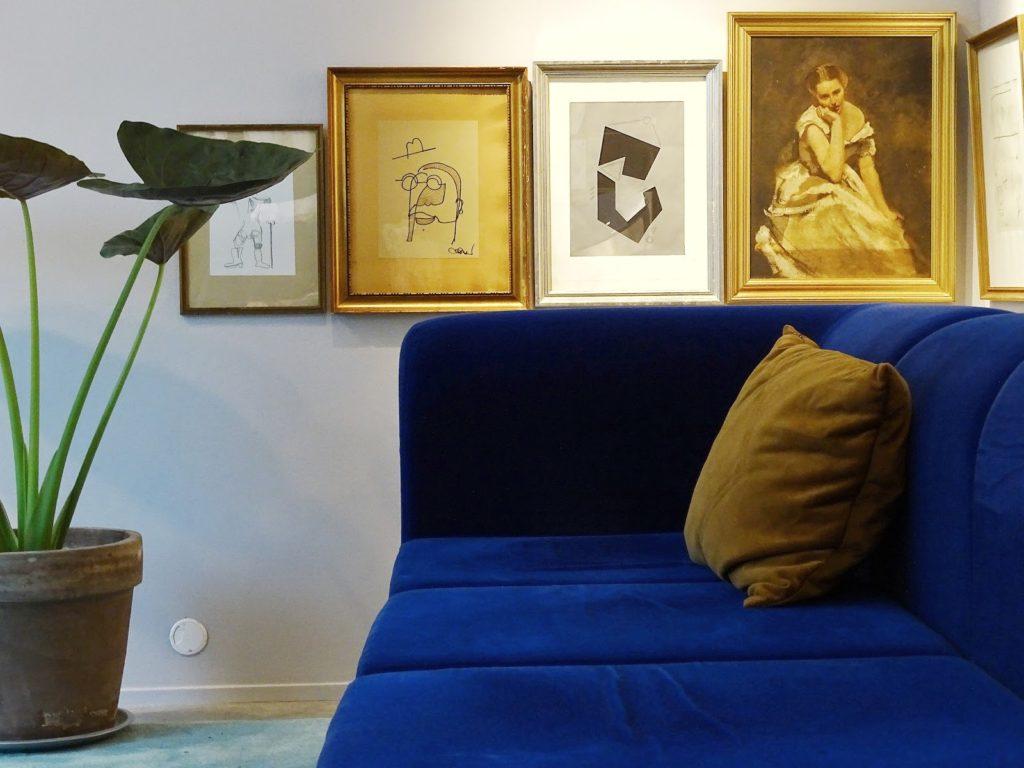 Impressionen und Trends von der Internationalen Möbelmesse 2018 in Köln - Messetour mit Blogst Lounge - Montana - http://mammilade.blogspot.de