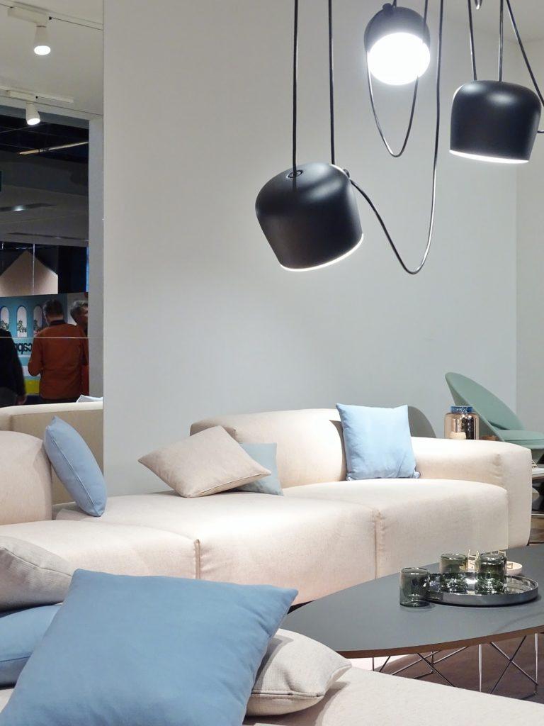 Impressionen und Trends von der Internationalen Möbelmesse 2018 in Köln - Messetour mit Blogst Lounge - Vitra - http://mammilade.blogspot.de