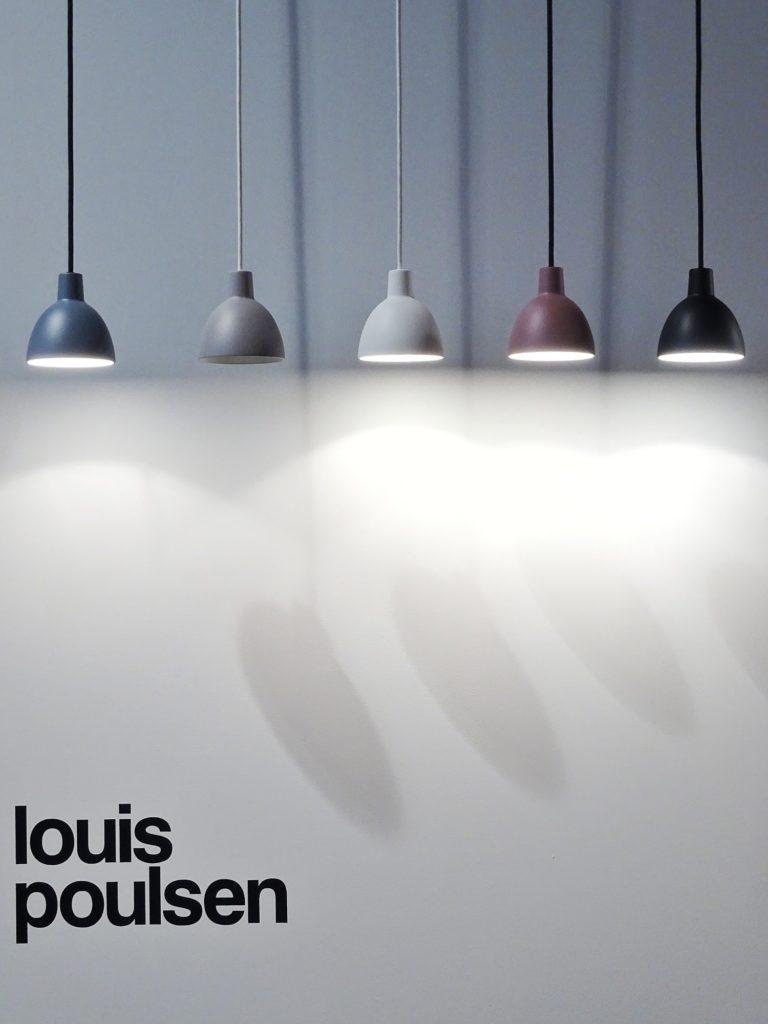 Impressionen und Trends von der Internationalen Möbelmesse 2018 in Köln - Messetour mit Blogst Lounge - Louis Poulsen - http://mammilade.blogspot.de