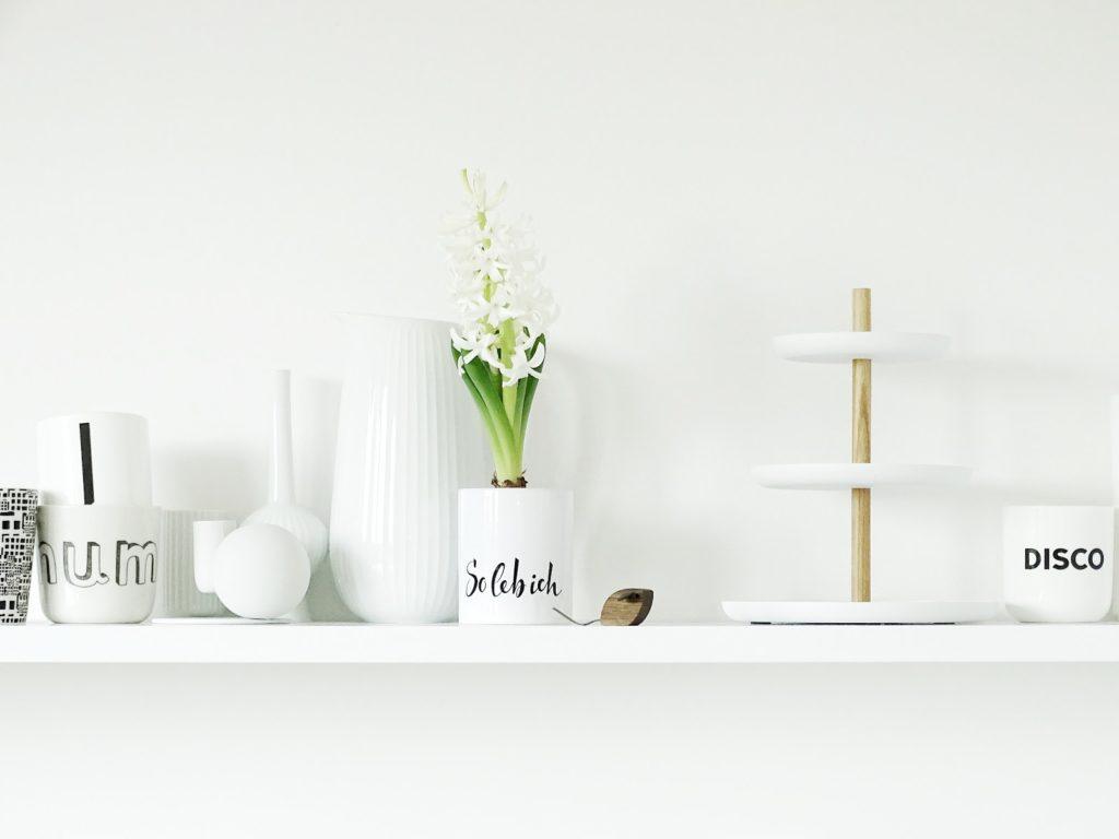 Frühling im Küchenregal - Wochenlieblinge - https://mammilade.blogspot.de
