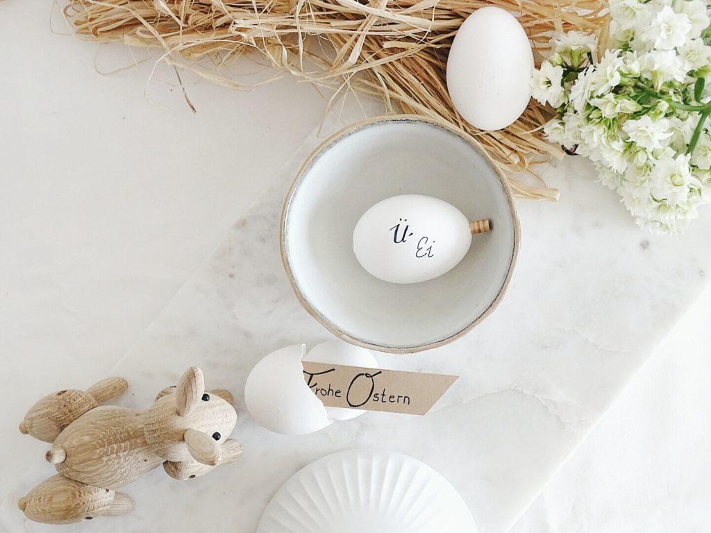 Echtes Oster-Überraschungsei mit Botschaft | 20 DIY-Nachmach-Ideen und Rezepte für den März, den Frühling und Ostern | https://mammilade.blogspot.de