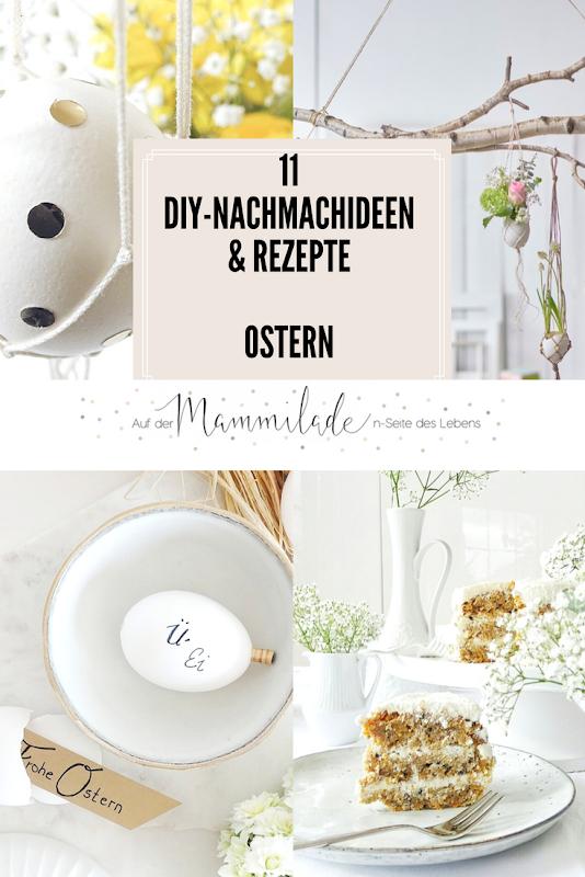 11 DIY-Nachmach-Ideen und Rezepte für Ostern | https://mammilade.blogspot.de