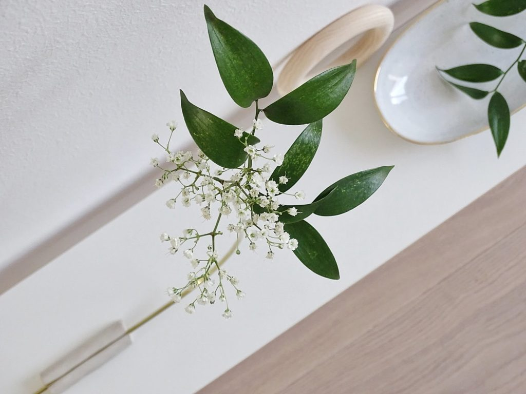 Filigrane DIY-Vase aus Messingrohr | https://mammilade.blogspot.de