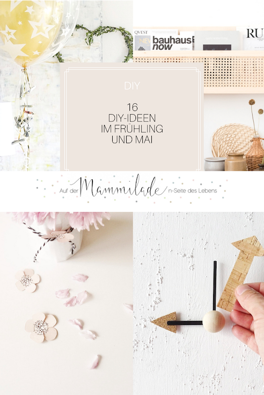 10 DIY-Ideen | https://mammilade.blogspot.de