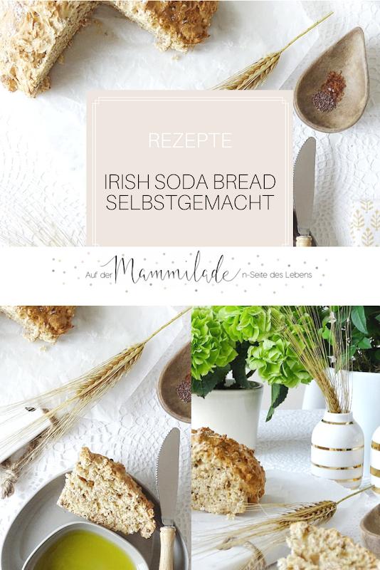 Rezept Irish Soda Bread | 17 + 5 DIY-Nachmach-Ideen und Rezepte für den Juni und Juli | https://mammilade.blogspot.de