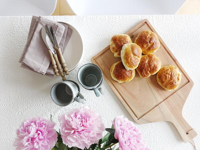 Rezept Brioche-Brötchen wie vom Bäcker selber backen | 17 + 5 DIY-Nachmach-Ideen und Rezepte für den Juni und Juli | https://mammilade.blogspot.de