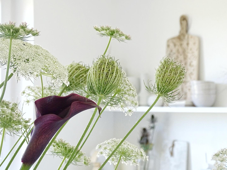 Deko-Ideen mit Wildblumen aus der Natur