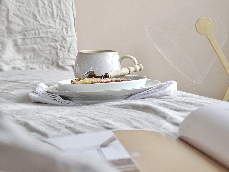 Warme Wandfarbe für mehr Behaglichkeit | mammilade.com