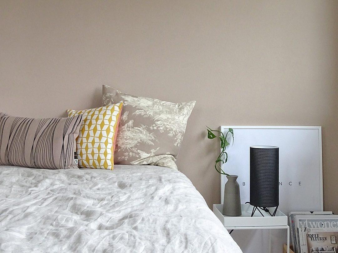 Warme Wandfarben, DIY-Ablage und Tipps für gute ...