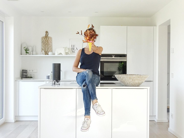 1 Tag in 12 Bildern | Herbstfreuden und weiße Küche | mammilade.com