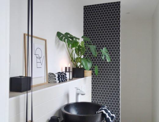 Einfaches Umstyling und Makeover mit selbstklebenden und wiederverwendbarenTapeten und Möbelfolien | mammilade.com
