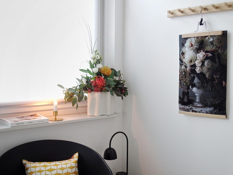 Arbeitszimmer mit viel Stauraum auf 6qm | In 5 Schritten zum hübsch organisierten Arbeitszimmer | mammilade.com
