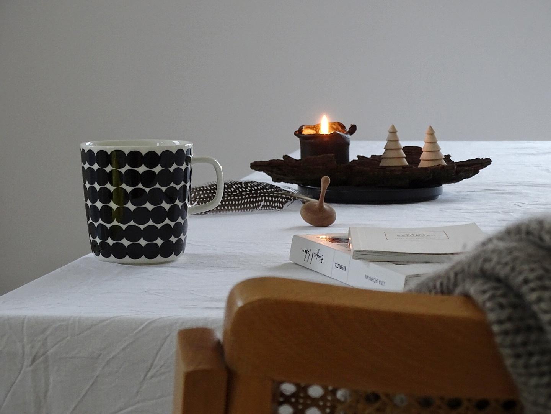 1 Tag in 12 Bildern #12von12 | Stillleben am Esstisch | mammilade.com