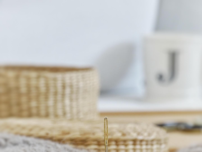 Sticken auf Buchstabenstecktafeln als geniale Zweitverwendung und kreative Deko-Idee | mammilade.com