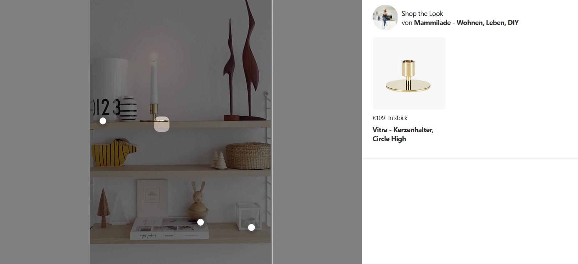 Neu auf Pinterest: Die Shop-The-Look Funktion mit shoppable Pins   mammilade.com