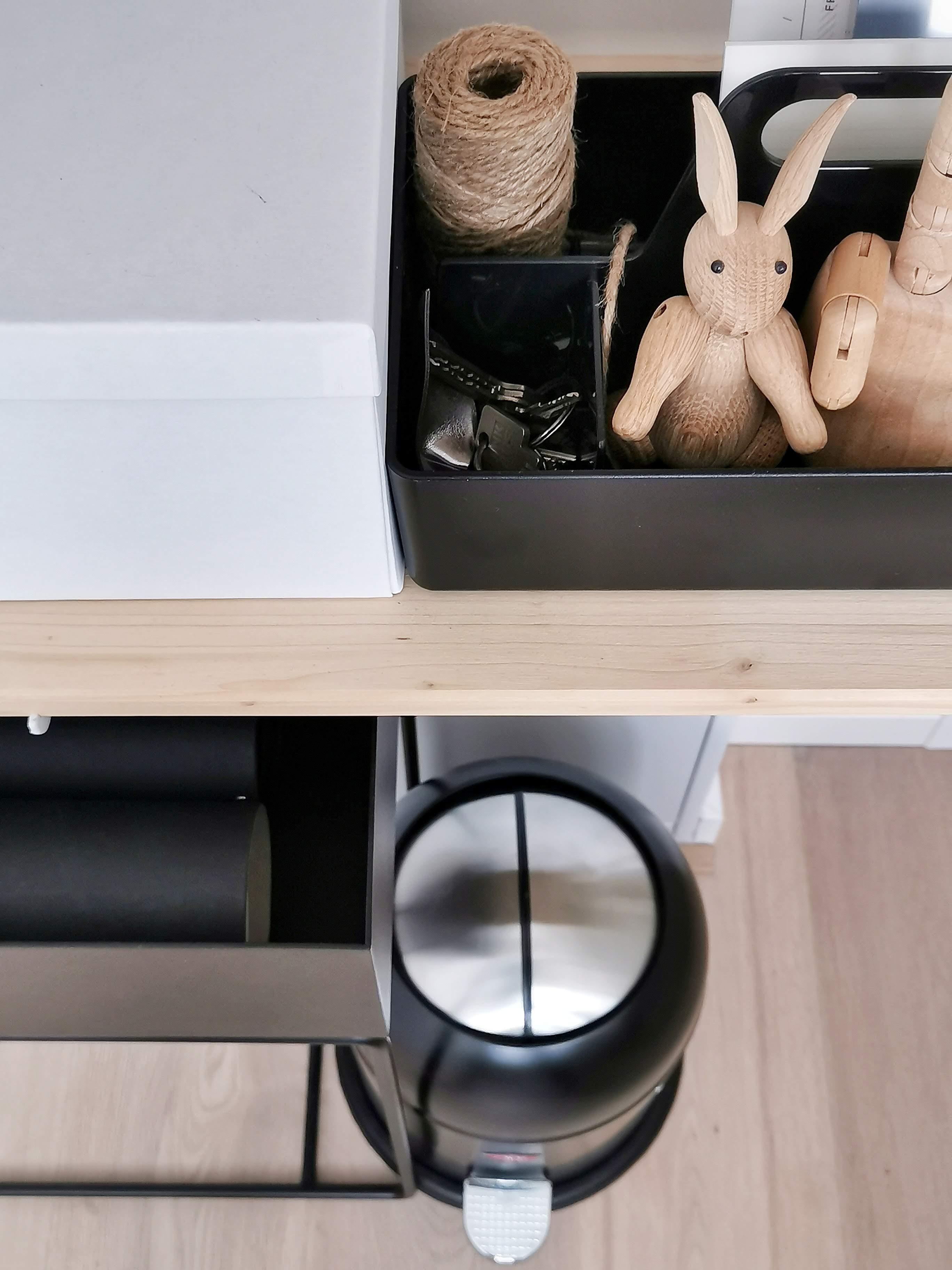 Moderner Mülleimer für Bad und Büro mit Retro-Charme | mammilade.com