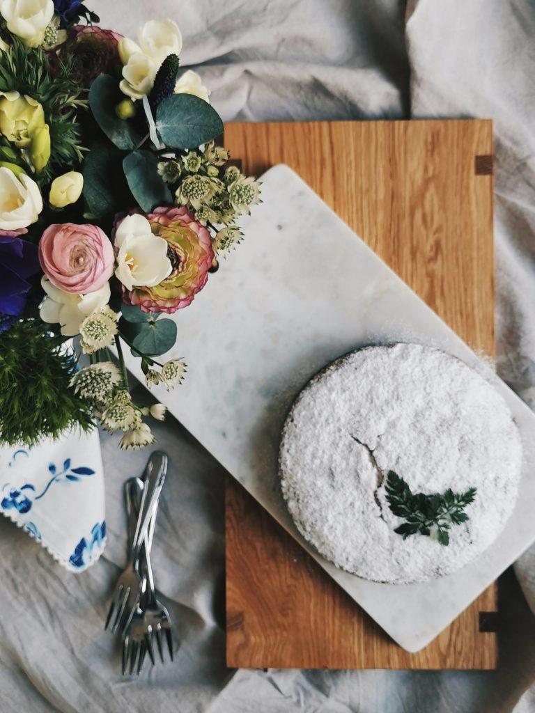 Ein super-saftiger Möhrenkuchen/ Karottenkuchen als Teil einer kulinarischen Challenge | mammilade.com