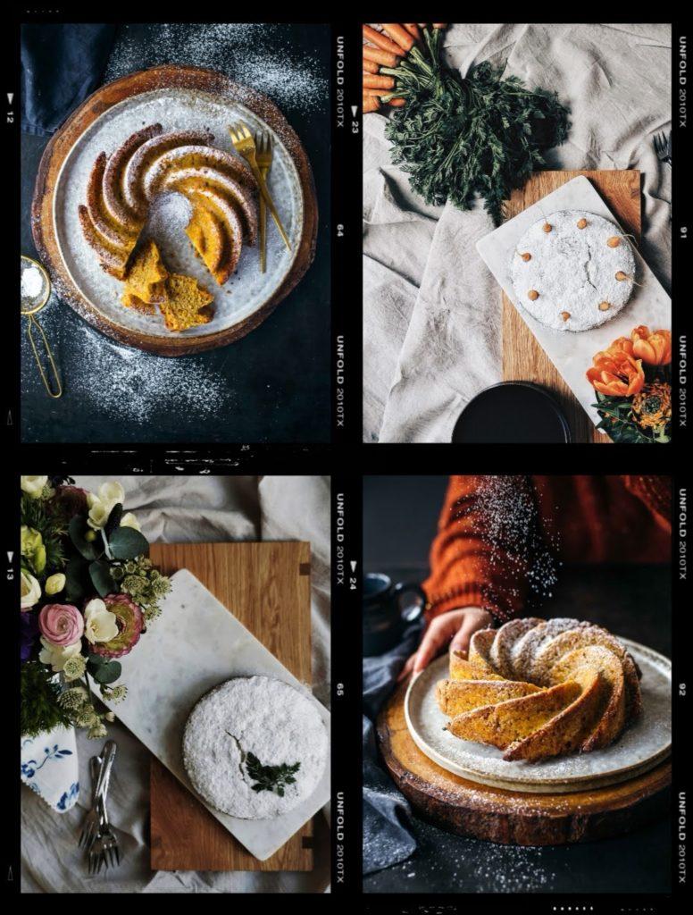 Moehrenkuchen-Back-Challenge mit Liz & Friends | Ein super-saftiger Möhrenkuchen/ Karottenkuchen als Teil einer kulinarischen Challenge - mammilade.com