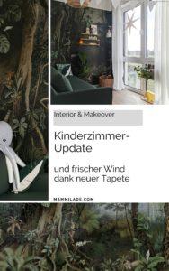 Frischer Wind für die Kinderzimmer-Wand | mammilade.com