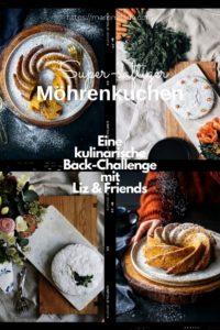 Moehrenkuchen-Back-Challenge mit Liz & Friends | Ein super-saftiger Möhrenkuchen - mammilade.com